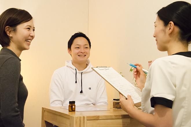 トータルボディケアサロンペパーミント 新高円寺店 セラピスト