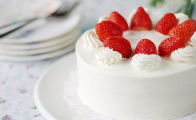【誕生日・クリスマスケーキ】台東区で評判!予約できるケーキ屋さん3選
