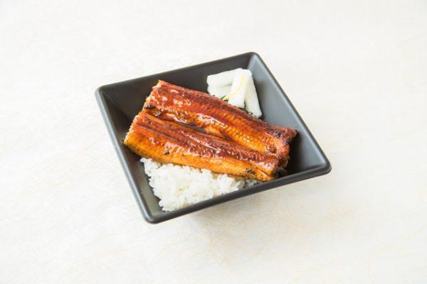海とぼんた 上野マルイ店 ウナギ丼