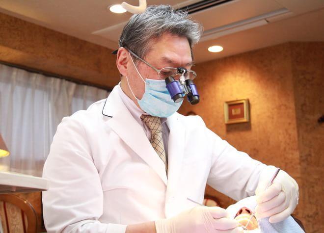 原田デンタルオフィス 原宿 歯科治療の写真
