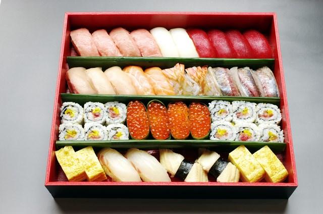 海鮮処寿し常ビーンズ赤羽店 寿司
