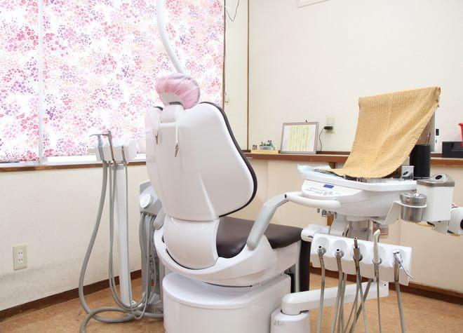 高木歯科医院 多摩市 診察室の写真