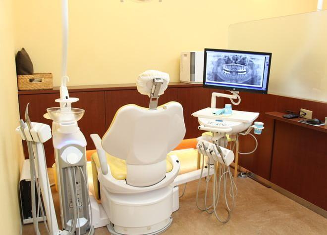 ランドマーク歯科クリニック 稲城市 診察室の写真