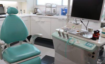 杉山耳鼻科クリニック 武蔵野市 診察室の写真