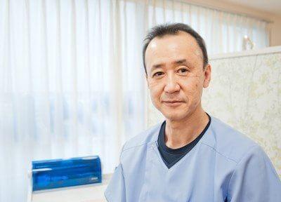 かとうデンタルケアクリニック 清瀬市 院長の写真