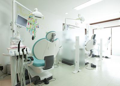 ふるかわ歯科クリニック 福生市 診察室の写真