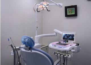 神津歯科医院 小平市 診察室の写真