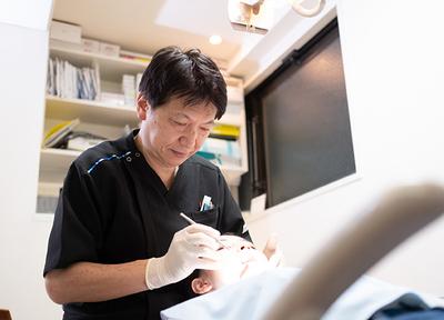 秋澤歯科医院 小金井市 歯科治療の写真
