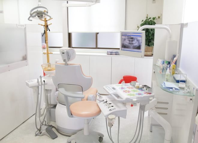 河野歯科医院 福生市 診察室の写真
