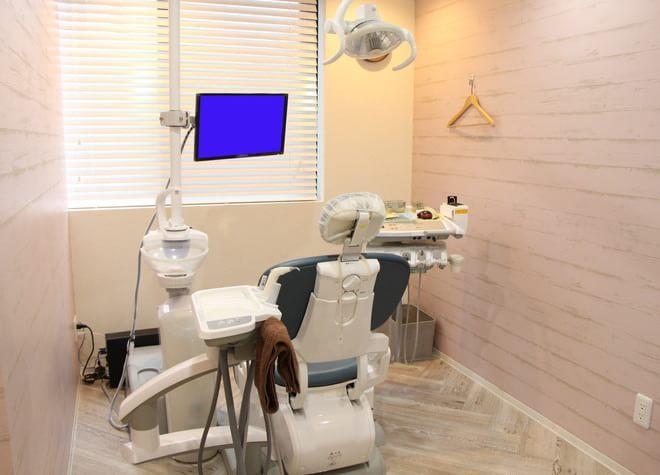 ファースト歯科・矢野口駅前クリニック 稲城市 診察室の写真
