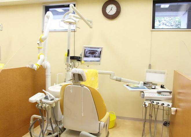 君嶋歯科医院 稲城市 診察室の写真