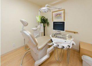 大富歯科医院 国立市 診察室の写真
