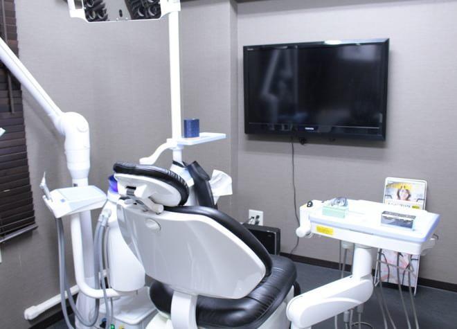 小金井ファーストデンタルクリニック 小金井市 診察室の写真