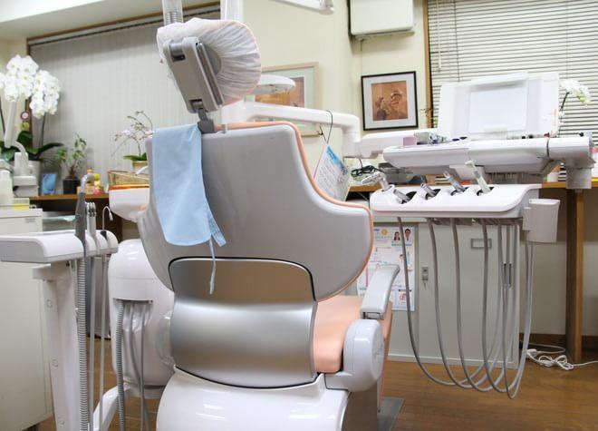 高村歯科医院 小平市 診察室の写真