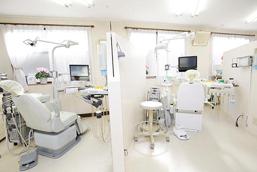 小池歯科医院 小平市 院内写真