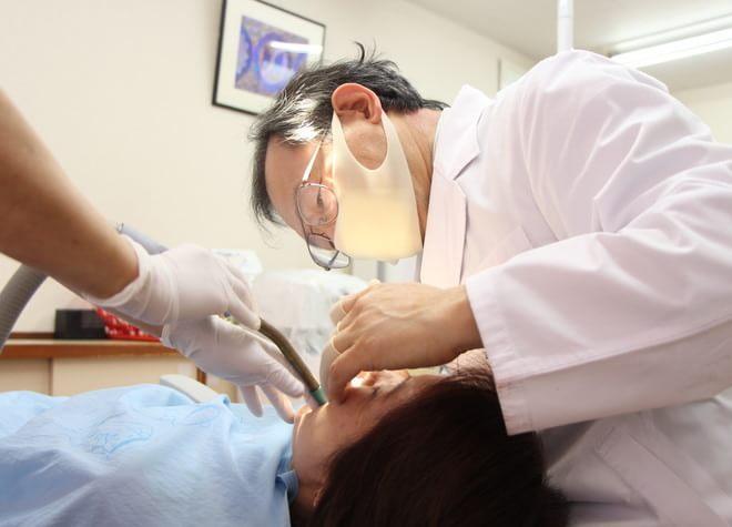 高木歯科医院 多摩市 歯科治療の写真