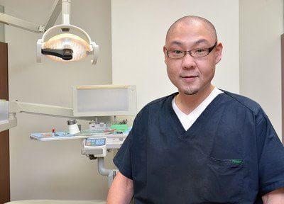 田中団地歯科 昭島市 歯科医師の写真
