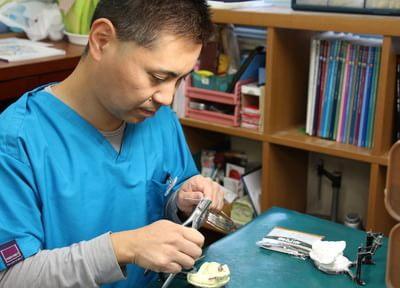 フォレストデンタルクリニック 森田歯科医院 歯科技工士の写真