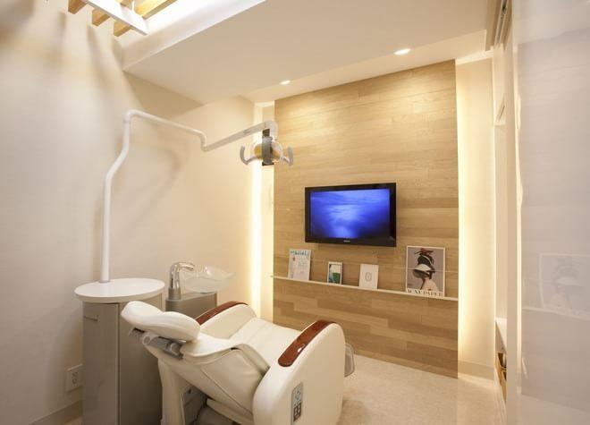 チカワデンタル 国分寺市 完全個室の診察室