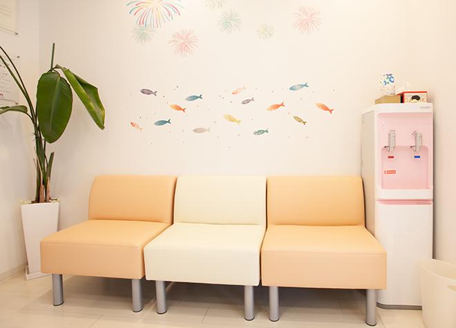 ふるかわ歯科クリニック 福生市 待合室の写真