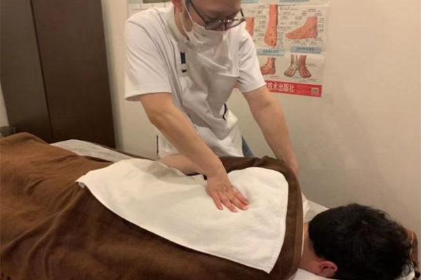 足の楽 高田馬場 マッサージ