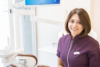 マナミ歯科クリニック 中野駅 女性歯科医師の写真
