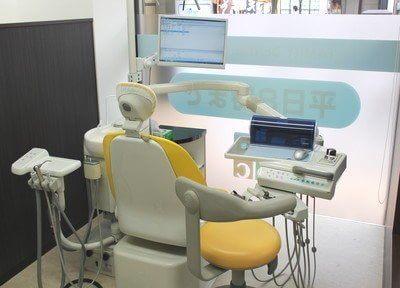 ファミリー歯科医院 武蔵野市 診察室の写真