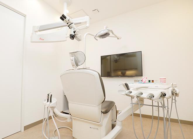 プラナス歯科府中クリニック 府中市 診察室の写真