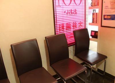 大井歯科クリニック 大井町駅 待合室の写真