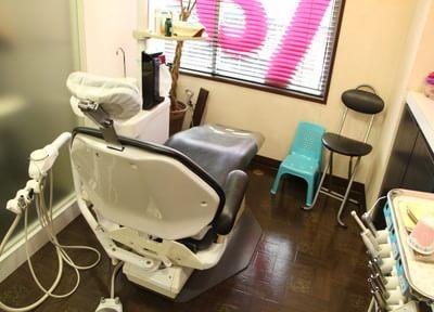 大井歯科クリニック 大井町駅 診察室の写真