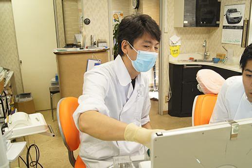 小笠原歯科医院 大森駅 歯科良しの写真
