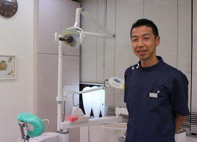 銀座はけた歯科医院 歯科医師の写真