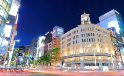 【2020最新】銀座駅周辺のファミレス・ファーストフード4選!24時間営業あり
