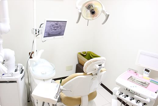 小石川歯科クリニック 春日駅 診察室の写真