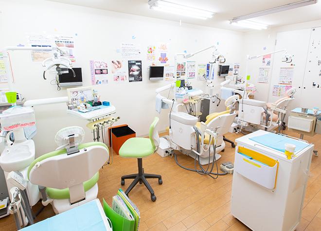 羽衣歯科クリニック 立川市 診察室の写真
