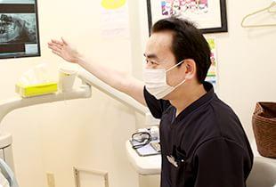 横須賀デンタルオフィス 大森駅 歯科医師の写真