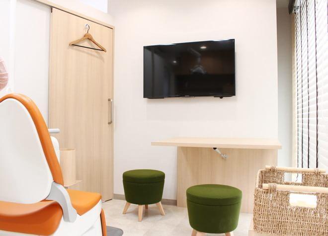 飛田給駅前歯科クリニック 調布市 完全個室の診療室の写真