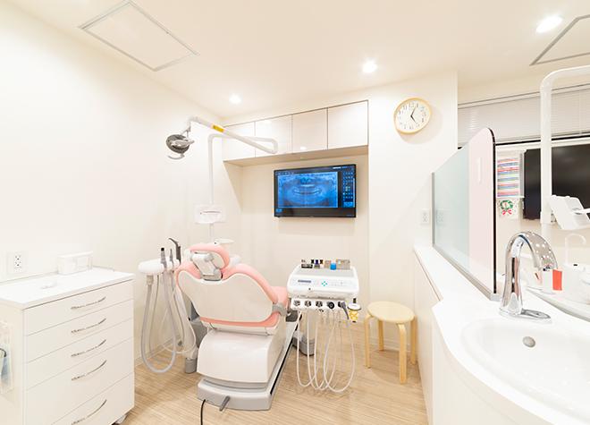 あい歯科クリニック 立川 診察室の写真
