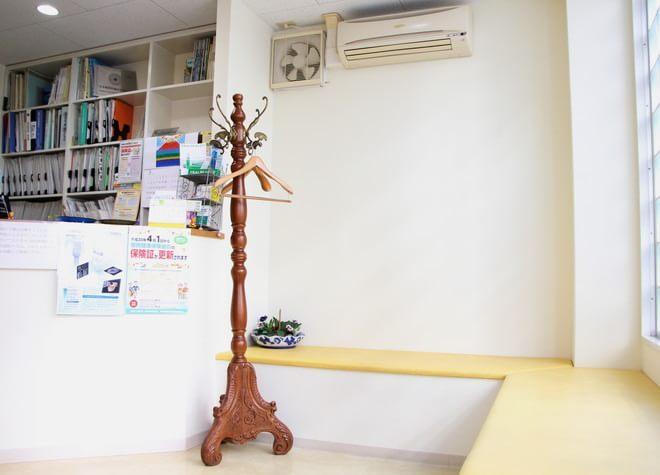 浅草橋歯科医院 待合室の写真