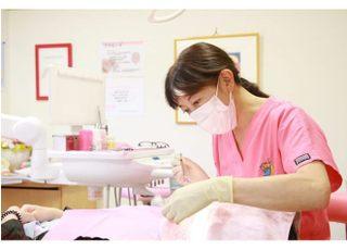 まき歯科 二子玉川駅 女性歯科医師の写真