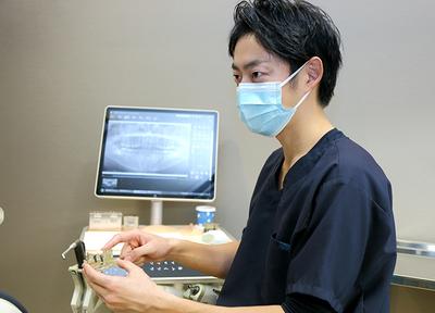 高田馬場駅前デンタルクリニック 歯科医師の写真