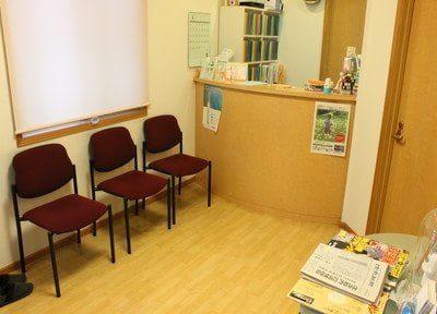 木下歯科医院 荻窪駅 待合室の写真