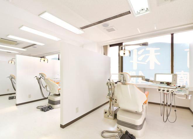 第一歯科 立川市 診察室の写真