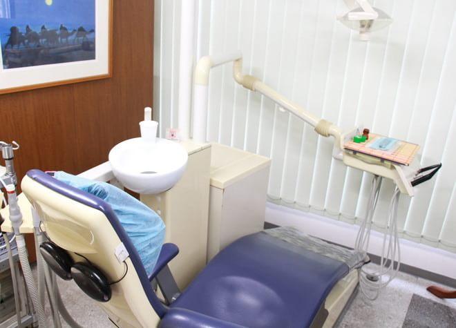 原本歯科医院 浅草駅 診察室の写真