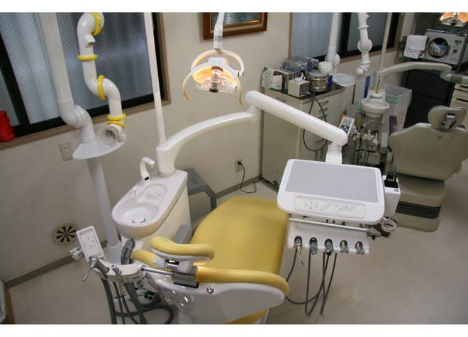 いずみ歯科 中目黒 ユニットの写真
