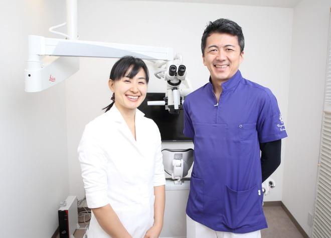 プラナス歯科府中クリニック 府中市 歯科医師の写真