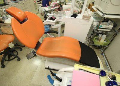 愛育歯科診療所 中野駅 診察室の写真