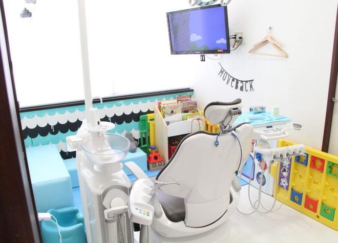 府中駅前歯科 府中市 診察室の写真