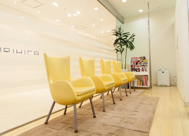 クレール歯科クリニック 大井町駅 待合室の写真