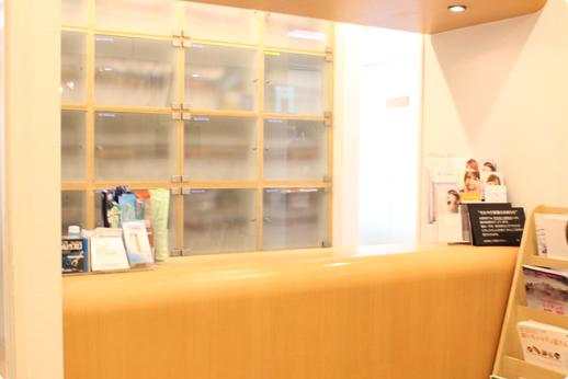 デンタルクリニック南池袋 待合室の写真